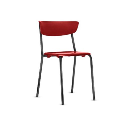 Cadeira Bit Vermelha