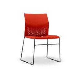 Cadeira Connect Vermelha