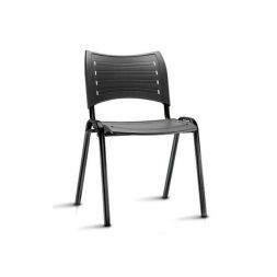 Cadeira Iso Fixa Preta