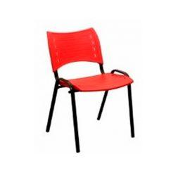Cadeira Iso Fixa Vermelha