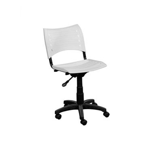 Cadeira Iso Giratória Branca