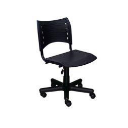 Cadeira Iso Giratória Preta