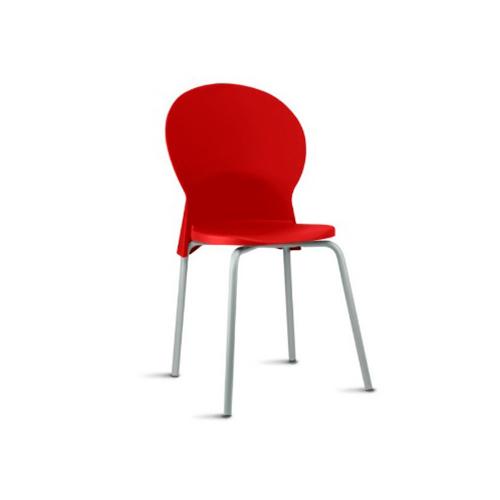 Cadeira Luna Vermelha