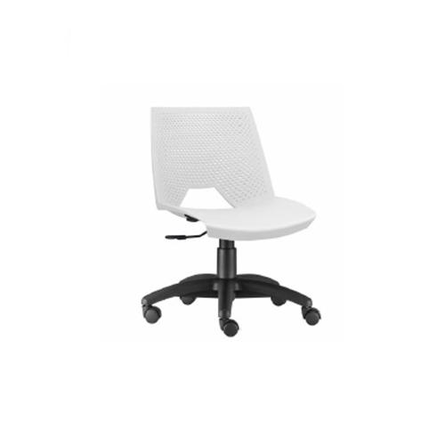 Cadeira Strike  Giratória Branca