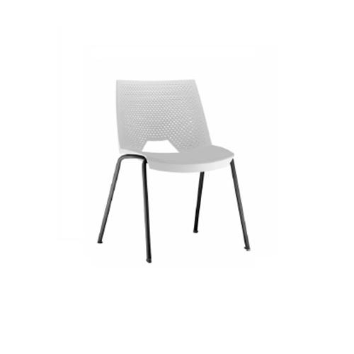 Cadeira Strike fixa Branca