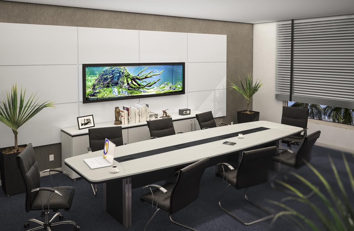 Mesa de Reunião F-44